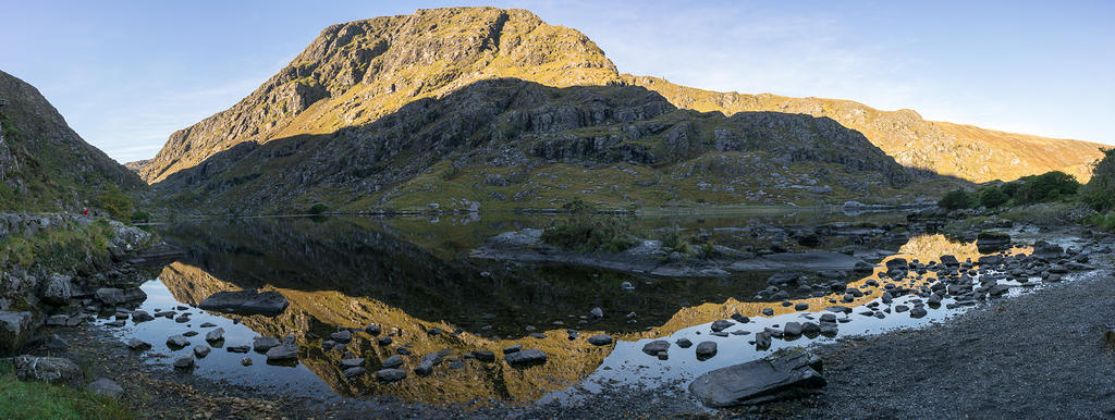 Gap of Dunloe and Augher Lake