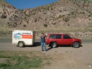 02.05.03 SD to Calgary and back with a Uhaul.