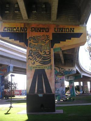 Chicano Pinto Union mural