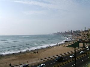 Beaches of Barranco, Lima
