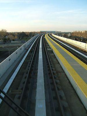 Skytrain from JFK