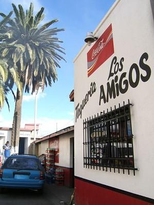 Los Amigos, try the carnitas.