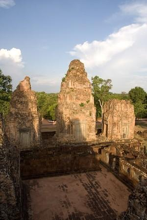 Pre Rup in the afternoon