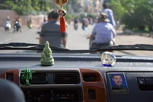 Saigon dashboard