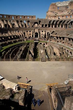 Resurfacing the Colosseum