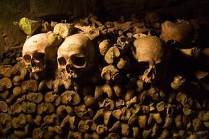 2007.04.01 Catacombs of Paris