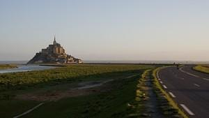 Morning at Le Mont-Saint-Michel