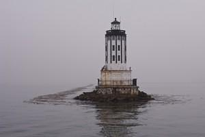 San Pedro Harbor lighthouse