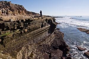 Pt Loma cliffs