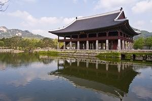 Gyeonghoeru (Royal Banquet Hall)