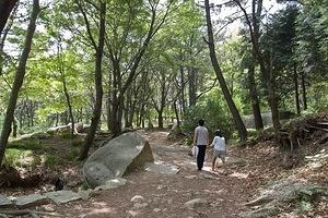 Geumjeongsan trails