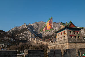 The Juyong section of the great wall