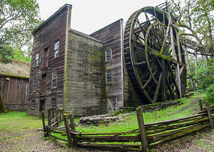 Bale Grist Mill SHP