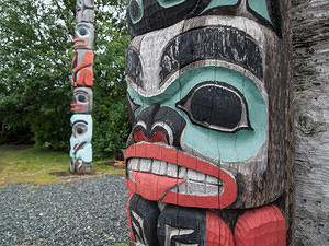 Haines Totems