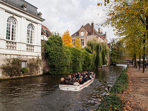 Touring the canals