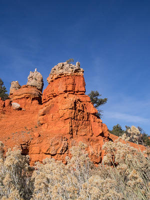 Red Canyon rocks