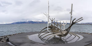 Sólfar, The Sun Voyager