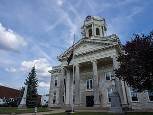 Anderson County Courthouse (Lawrenceburg, Kentucky)