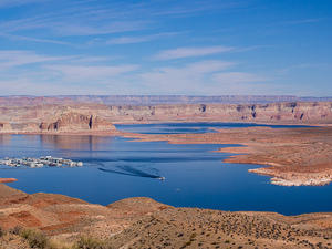 Wahweap Bay, Lake Powell