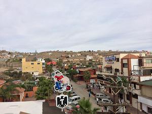Don Pisto over Puerto Nuevo