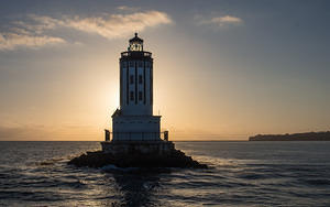 San Pedro's Angel's Gate Lighthouse (1913)