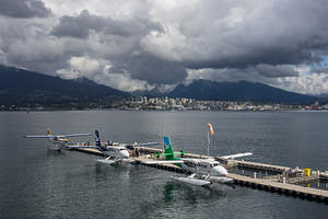 Seaplanes and North Vancouver