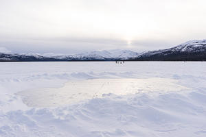 Fish Lake ice