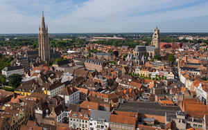 Bruges from the Belfry