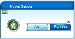 vera bypass motion sensor